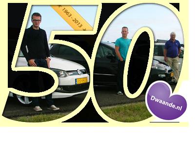 50 Jaar Autorijschool Mullender