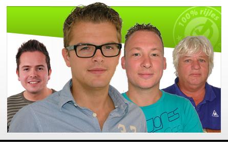 Het team van Autorijschool Mullender