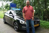 Volvo S60 - Joël Land - Rijschool Mullender