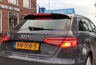 Audi A3 Sportback - Jelmer Mullender
